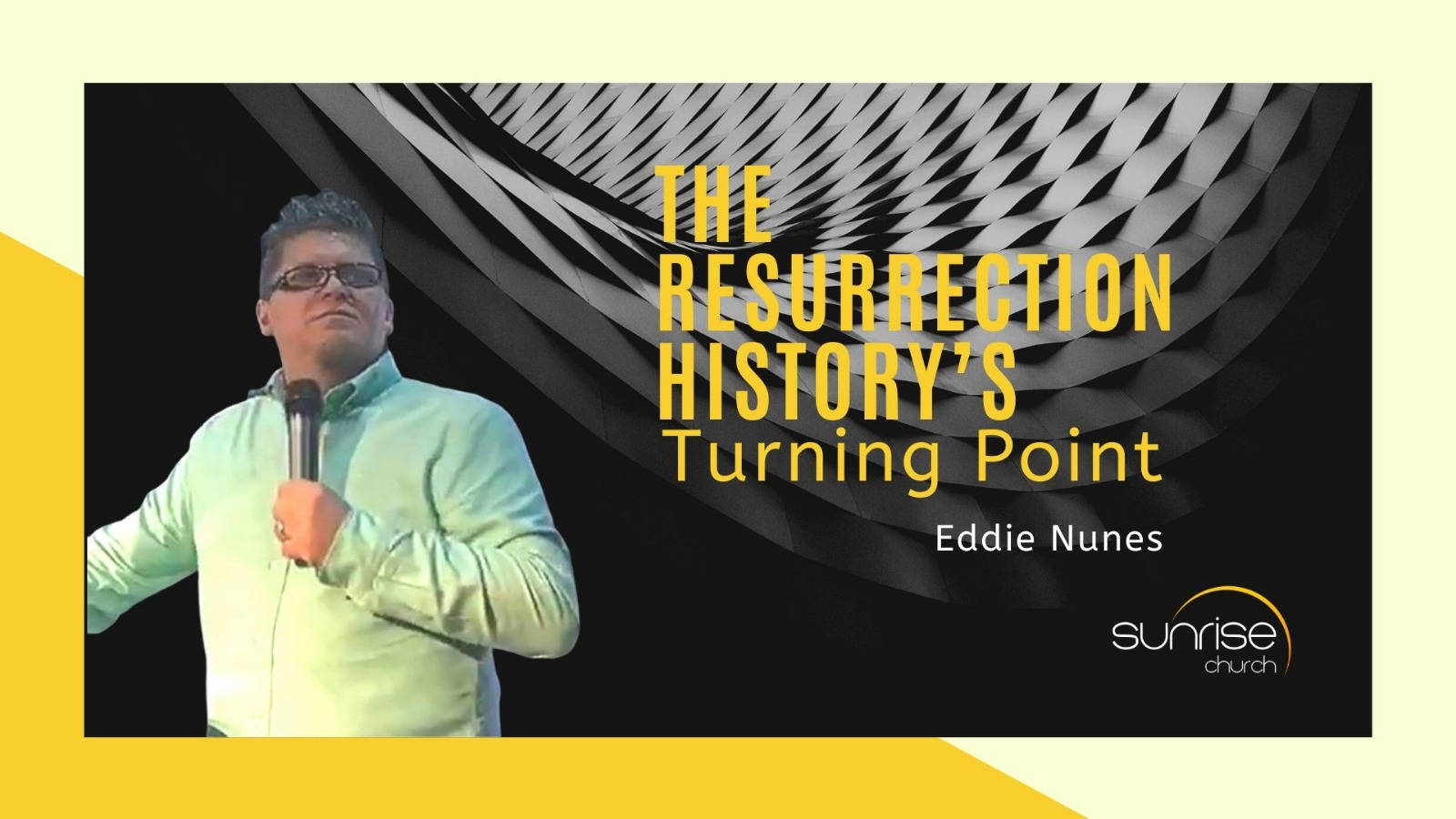 The Resurrection History's Turning Point
